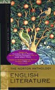The Norton Anthology of English Literature, The Major Authors 8th edition 9780393928327 0393928322