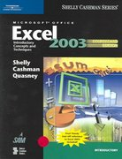 Microsoft Office Excel 2003: Introductory Concepts and Techniques, CourseCard Edition 2nd edition 9781418843588 141884358X
