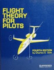 Flight Theory for Pilots 4th Edition 9780891004325 0891004327