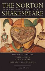 The Norton Shakespeare 2nd Edition 9780393929911 0393929914