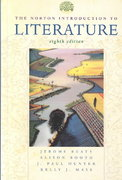 The Norton Introduction to Literature 8th edition 9780393976878 0393976874