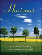 Horizons (with Audio CD) 3rd edition 9781413005349 1413005349