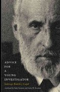 Advice for a Young Investigator 1st edition 9780262681506 0262681501