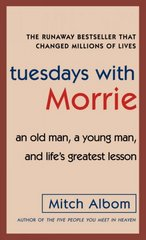 Tuesdays with Morrie 0 9780307275639 0307275639