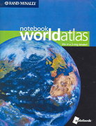 Notebook World Atlas 0 9780528965623 052896562X