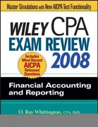 Wiley CPA Exam Review 2008 5th edition 9780470135235 0470135239