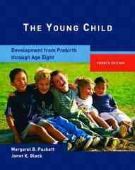 The Young Child 4th Edition 9780131421745 0131421743