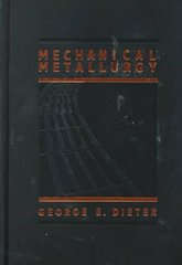 Mechanical Metallurgy 3rd edition 9780070168930 0070168938