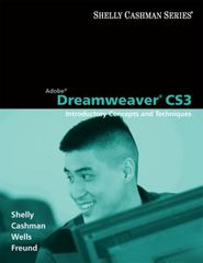 Adobe Dreamweaver CS3 1st edition 9781423912408 1423912403