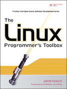 The Linux Programmer's Toolbox 1st edition 9780132198578 0132198576