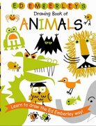 Ed Emberley's Drawing Book of Animals 0 9780316789790 0316789798