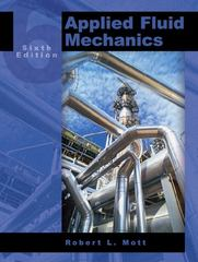 Applied Fluid Mechanics 6th edition 9780131146808 0131146807