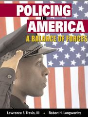 Policing in America 4th edition 9780131580220 0131580221