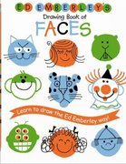 Ed Emberley's Drawing Book of Faces 0 9780316789707 0316789704