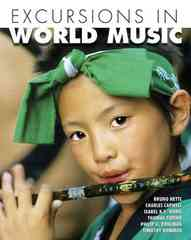 Excursions in World Music 5th edition 9780131887855 0131887858