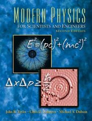 Modern Physics for Scientists and Engineers 2nd edition 9780138057152 013805715X