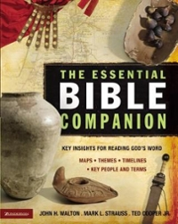 The Essential Bible Companion 0 9780310266624 0310266629