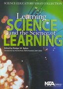 Learning Science and the Science of Learning 1st Edition 9780873552080 0873552083