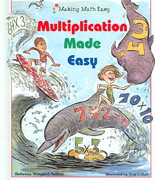 Multiplication Made Easy 0 9780766025103 0766025101
