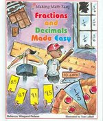Fractions and Decimals Made Easy 0 9780766025134 0766025136