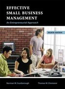 Effective Small Business Management 8th edition 9780131469846 0131469843