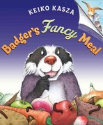 Badger's Fancy Meal 0 9780399246036 0399246037