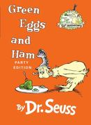 Green Eggs and Ham 50th Edition 9780394800165 0394800168