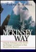 The McKinsey Way 1st Edition 9780070534483 0070534489