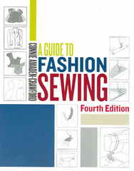Guide to Fashion Sewing 4th Edition 4th edition 9781563674501 1563674505