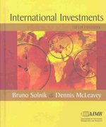 International Investments 5th edition 9780201785685 0201785684