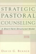 Strategic Pastoral Counseling 2nd Edition 9780801026317 0801026318