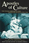 Apostles of Culture 2nd edition 9780299181147 0299181146