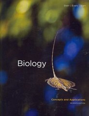 Biology 7th edition 9780495119814 0495119814