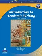 Introduction to Academic Writing (The Longman Academic Writing Series, Level 3) 3rd edition 9780131933958 0131933957