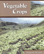 Vegetable Crops 1st edition 9780139569968 0139569960