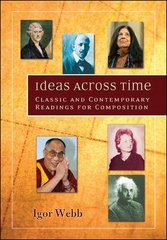 Ideas across Time 1st Edition 9780072882612 0072882611