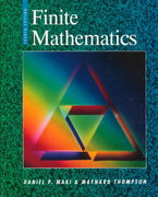 Finite Mathematics 4th edition 9780070397637 0070397635