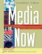 Media Now 5th edition 9780495100478 0495100471