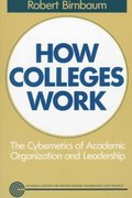 How Colleges Work 1st edition 9781555423544 155542354X