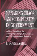 Managing Chaos and Complexity in Government 1st edition 9780787900236 0787900230
