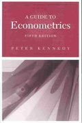 A Guide to Econometrics 5th edition 9780262611831 026261183X