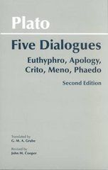 Five Dialogues 2nd Edition 9780872206335 0872206335
