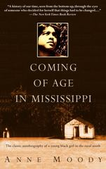 Coming of Age in Mississippi 0 9780385337816 0385337817