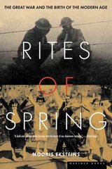 Rites of Spring 1st Edition 9780395937587 0395937582