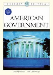 American Government, Dolphin Edition 1st edition 9780618576821 0618576827