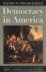 Democracy in America 2nd edition 9780226805368 0226805360