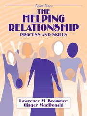 The Helping Relationship 8th Edition 9780205355204 020535520X