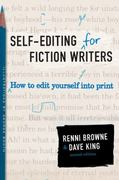 Self-Editing for Fiction Writers 2nd Edition 9780060545697 0060545690