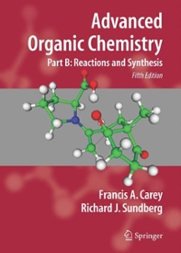 Advanced Organic Chemistry 5th edition 9780387683546 0387683542
