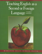 Teaching English as a Second or Foreign Language 3rd Edition 9780838419922 0838419925
